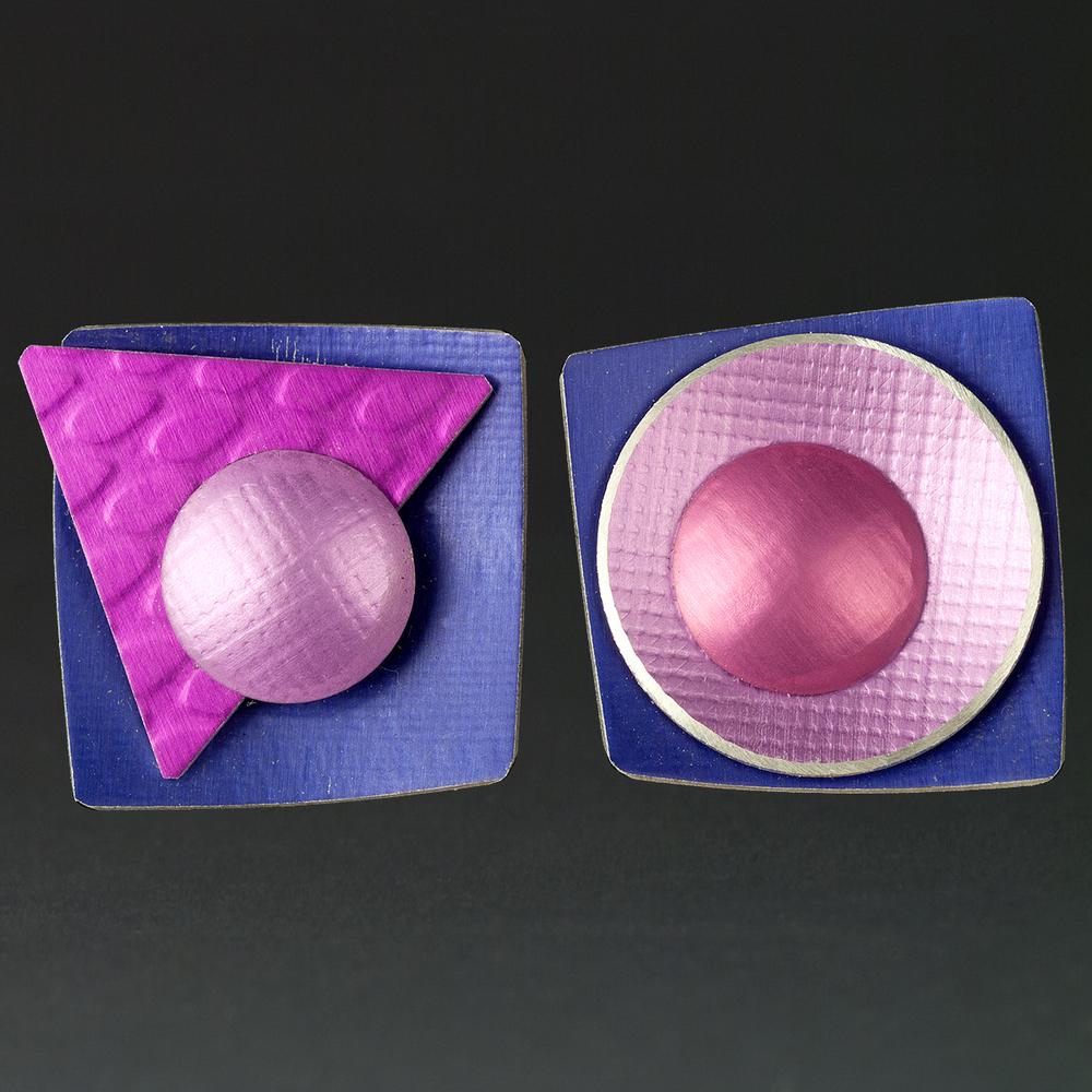 F - Purple, Violet, Fuchsia