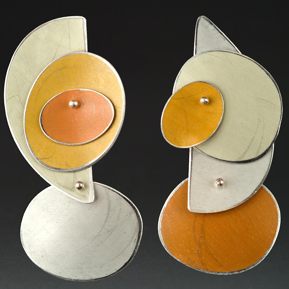 D - Chablis, Gold, Orange, Silver