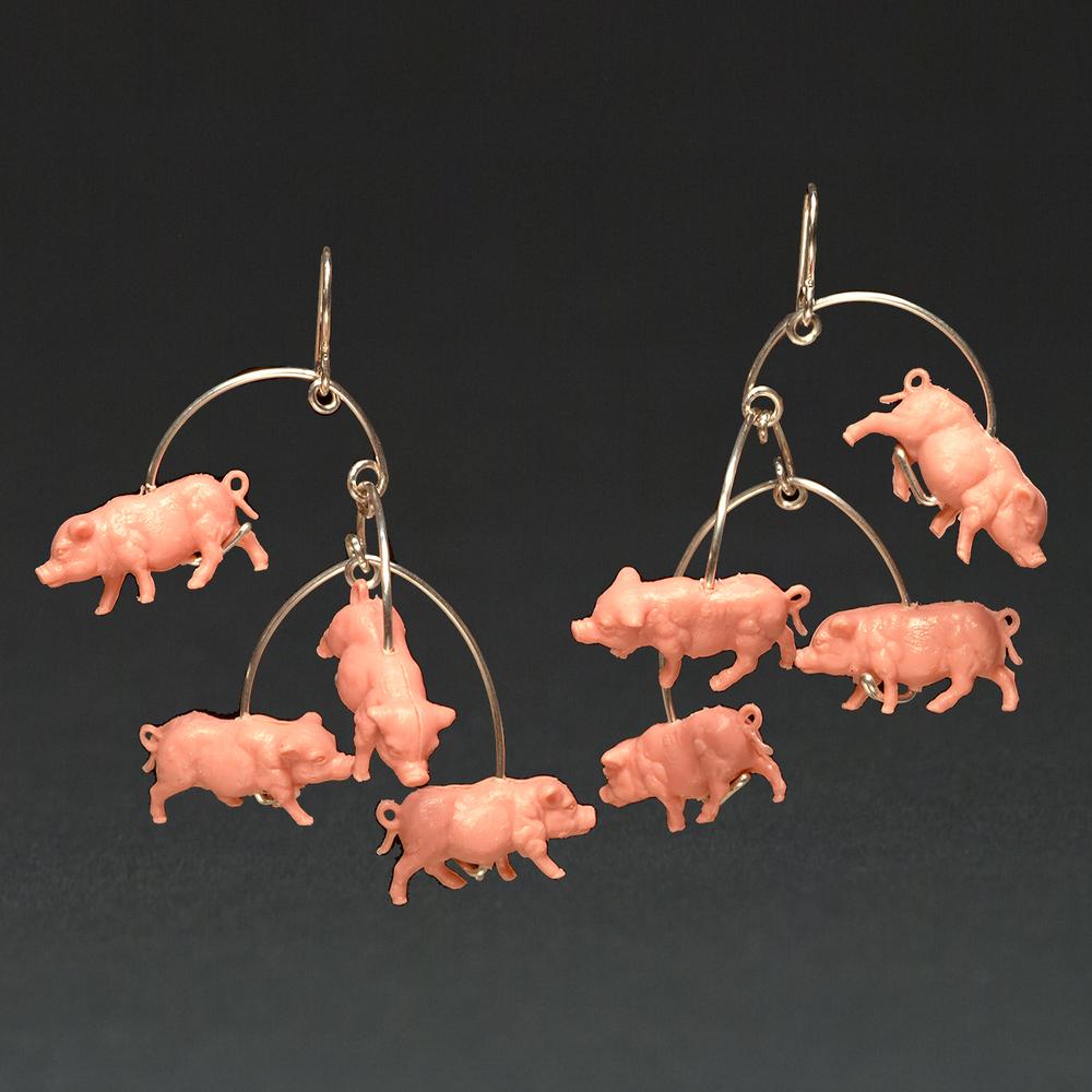 Plastic Pigs