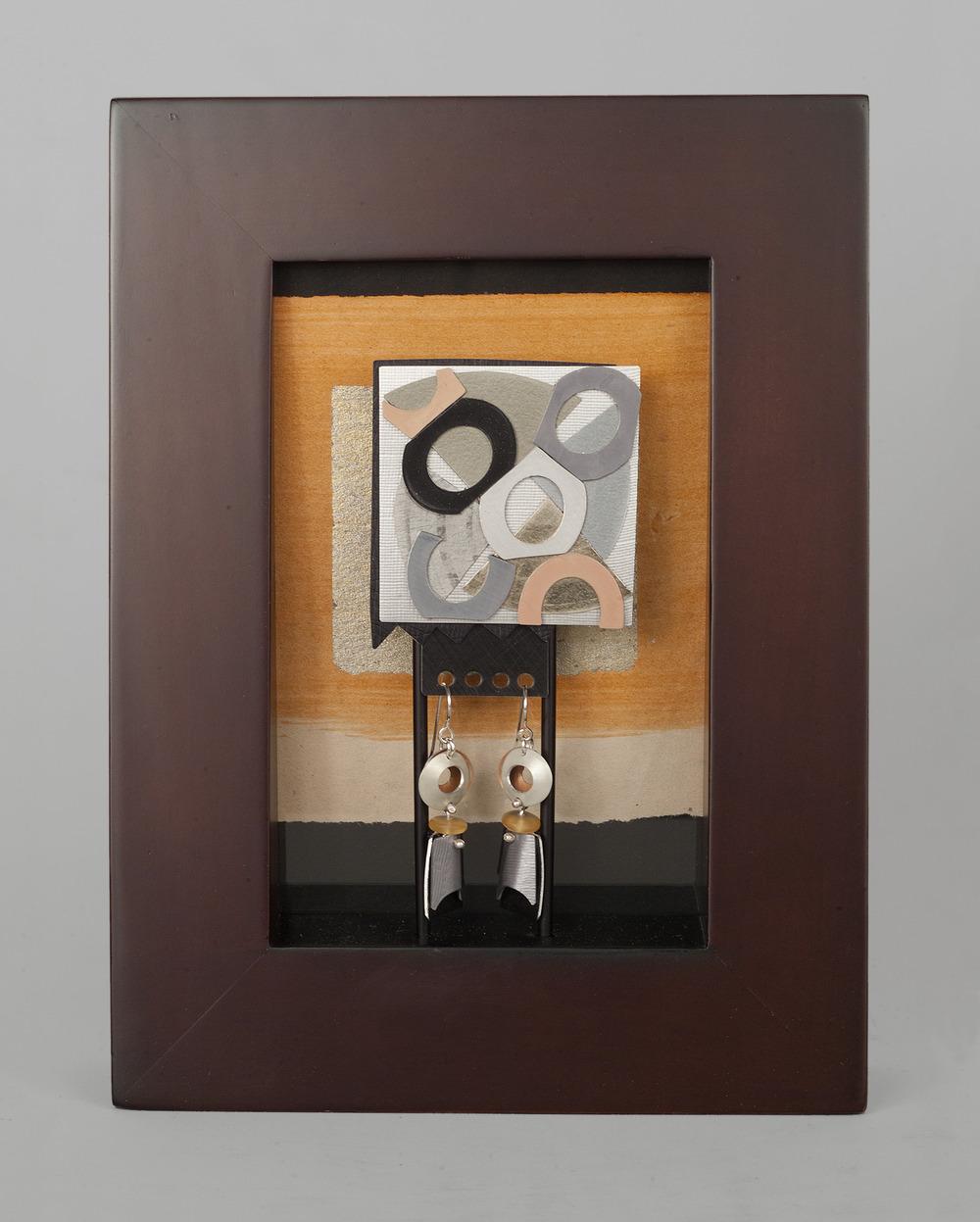 Pin & Earring Frame