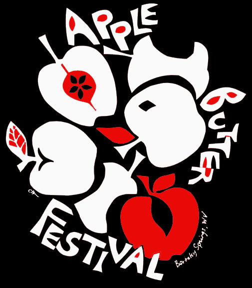 Apple Butter Festival T-Shirt 2011
