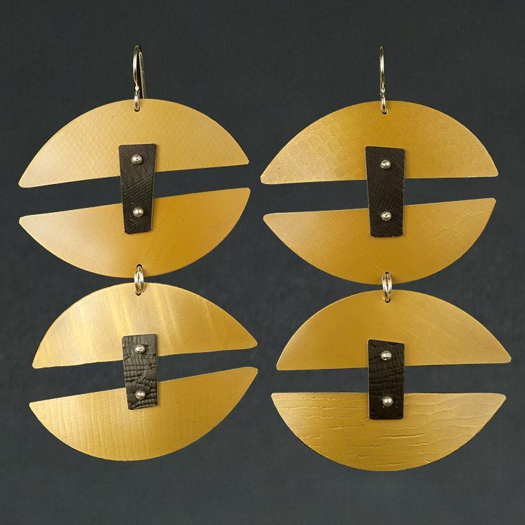 D - Gold
