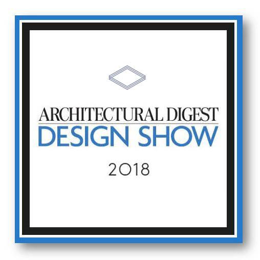 Architectural Digest Design Show 2018