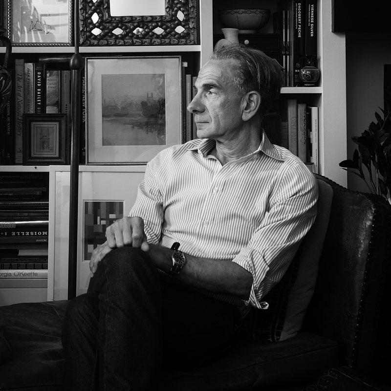Robert Rufino  Interiors Editor,  Elle Decor