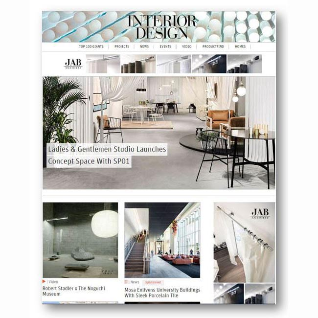 Interior Design, May 2017