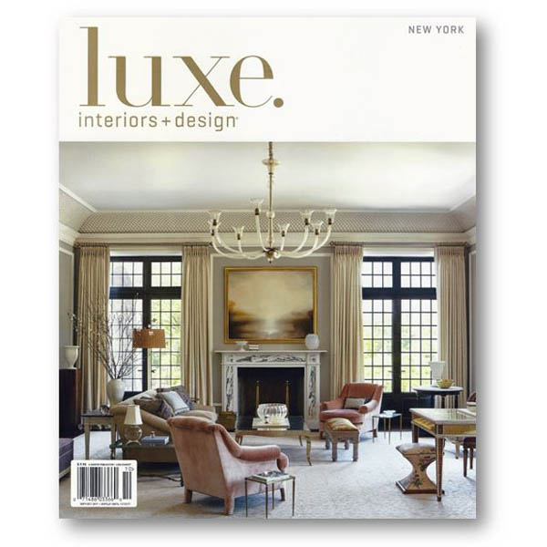Luxe. Interiors + Design, Sep-Oct 2017