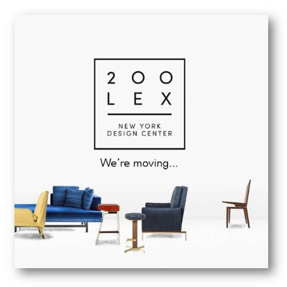 We're Moving...200 Lex