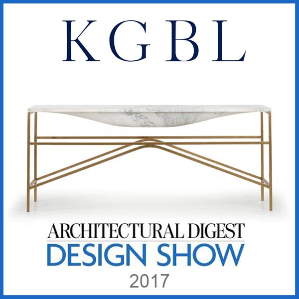 Architectural Digest Design Show 2017