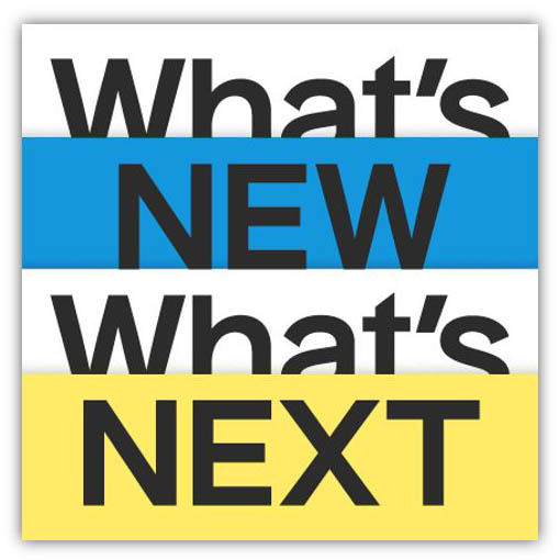 What's New, What's Next 2017