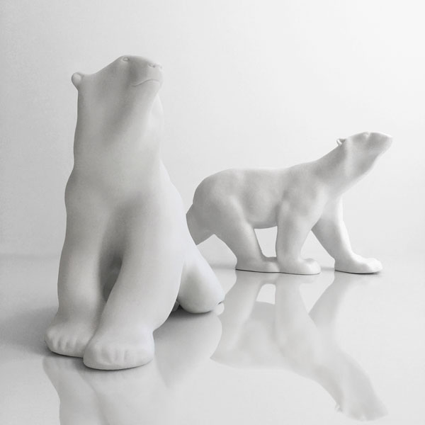 Polar Bear Figures