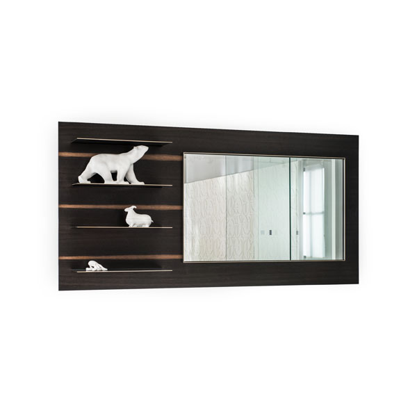 Watanabe Shelf Unit with Mirror