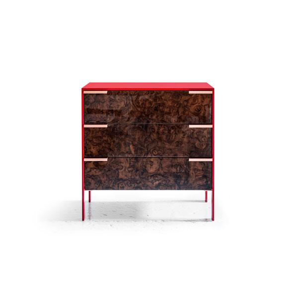 Johansson Cabinet / End Table