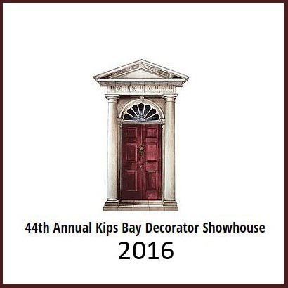 Kips Bay Decorator Show House 2016