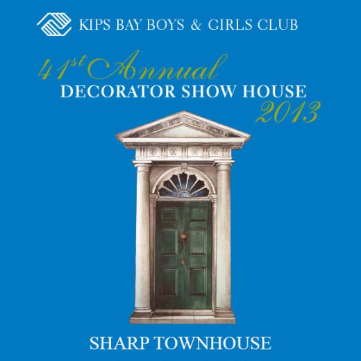 Kips Bay Decorator Show House 2013