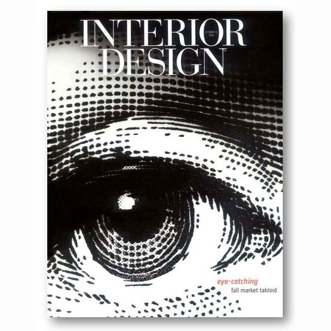 Interior Design, Oct 2016