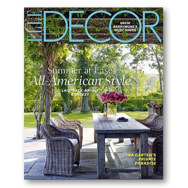 Elle Decor, Jul-Aug 2016