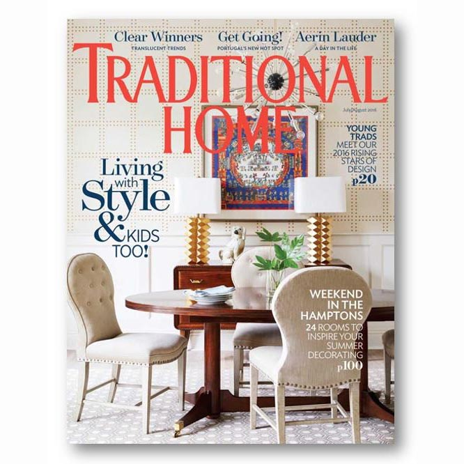 Traditional Home, Jul-Aug 2016