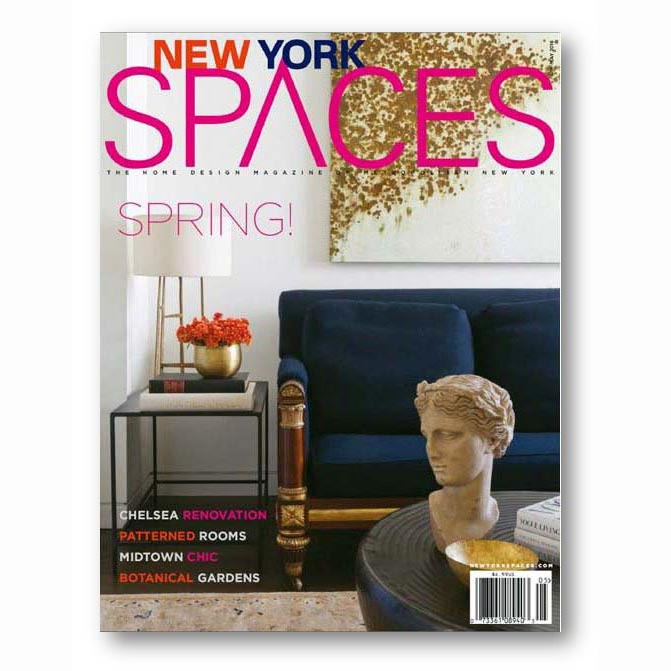 New York Spaces, Apr-May 2016