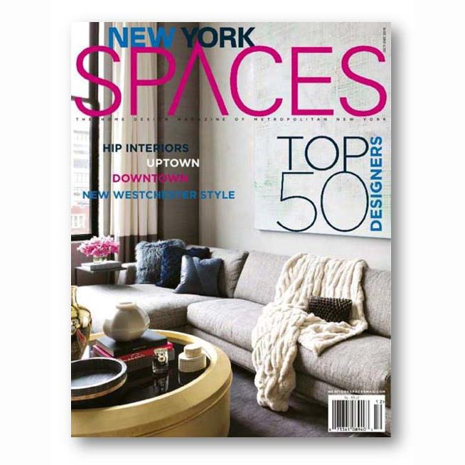 New York Spaces, Oct-Dec 2015