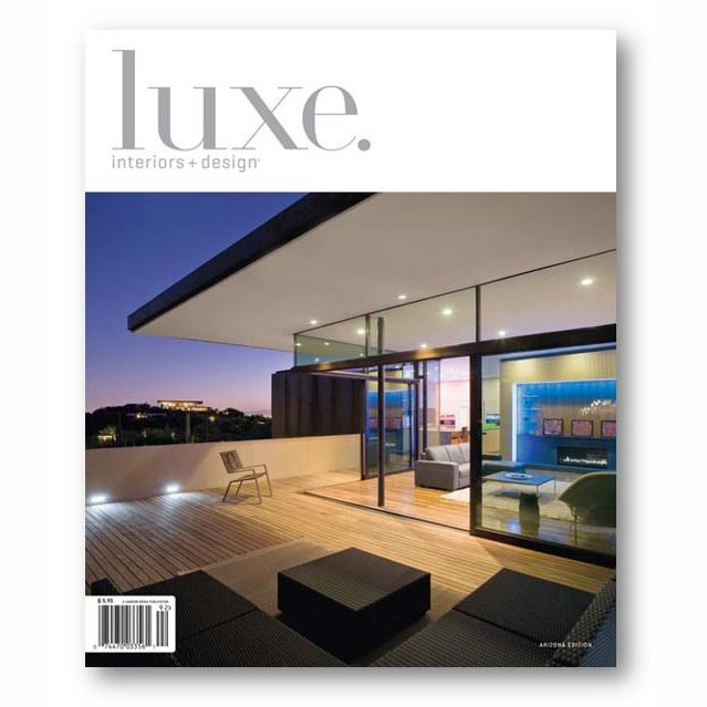 Luxe. Interiors + Design, Oct 2015