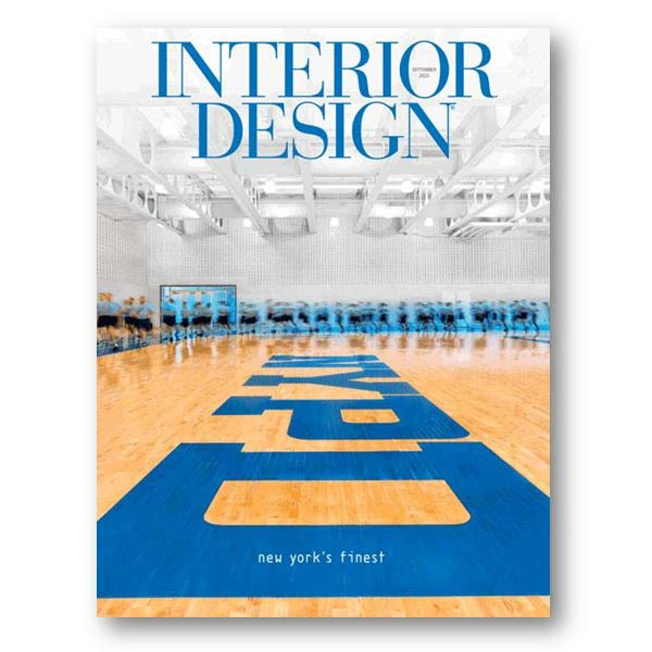 Interior Design, Sep 2015