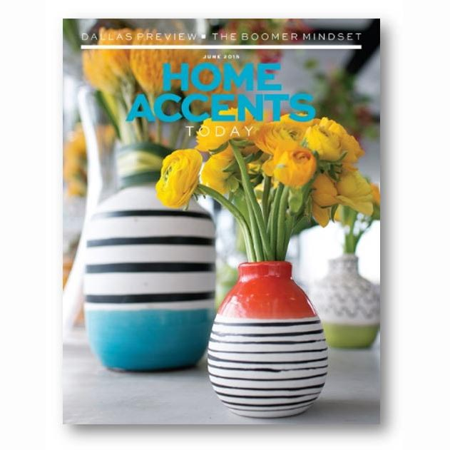 Home Accents Today, June 2015