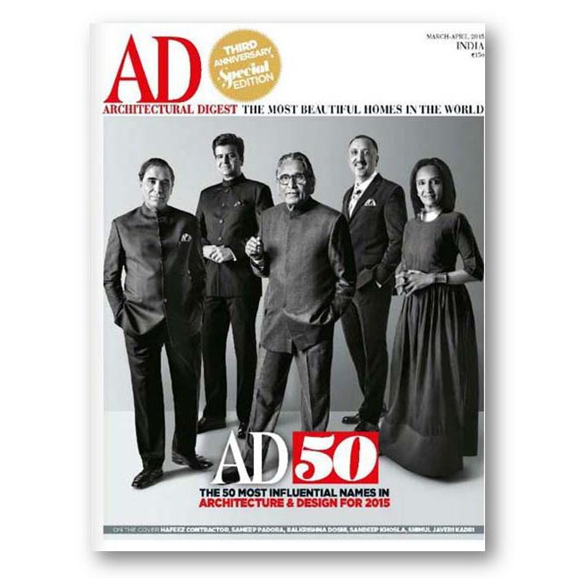 Architectural Digest India, Apr 2015