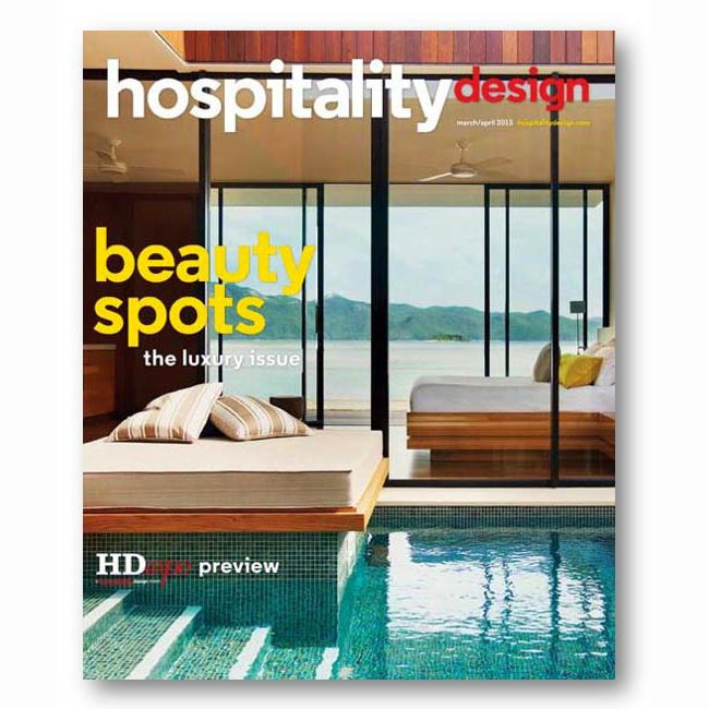 Hospitality Design, Mar-Apr 2015