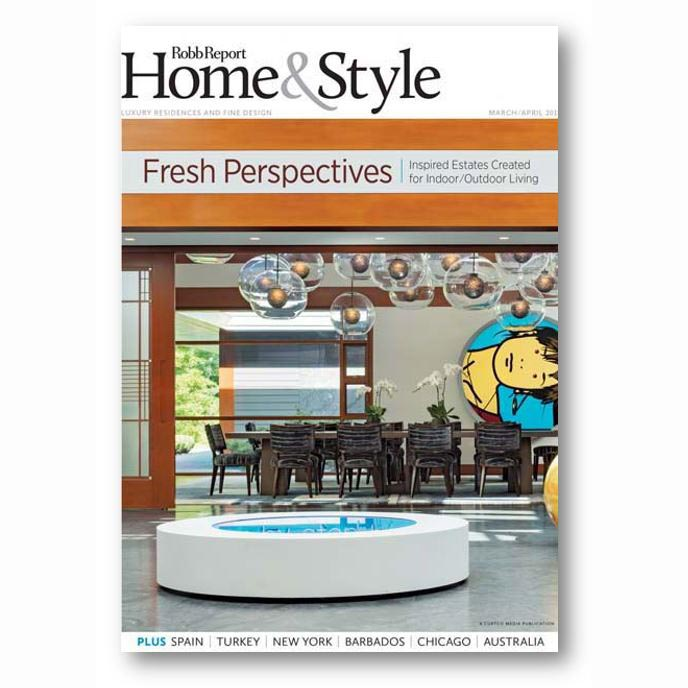 Robb Report Home & Style, Mar 2015