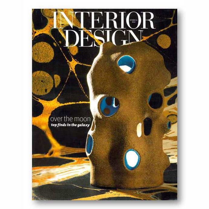 Interior Design, Oct 2014