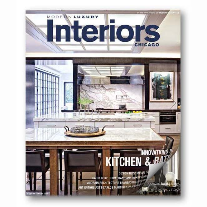 Modern Luxury Interiors, Fall 2014