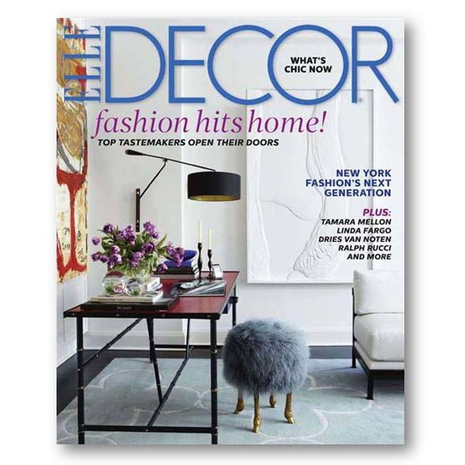 Elle Decor, Oct 2014