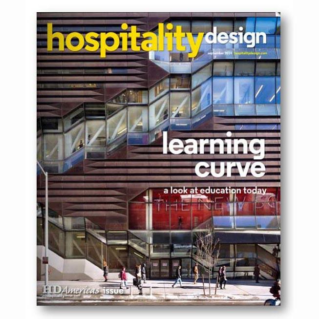 Hospitality Design, Sep 2014