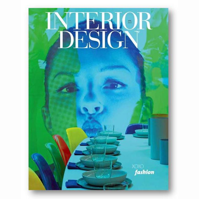 Interior Design, Apr 2014