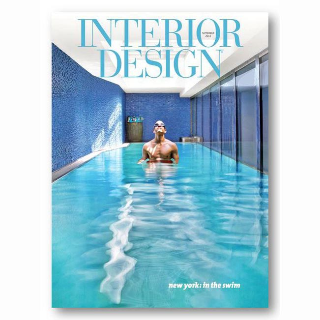 Interior Design, Sep 2013