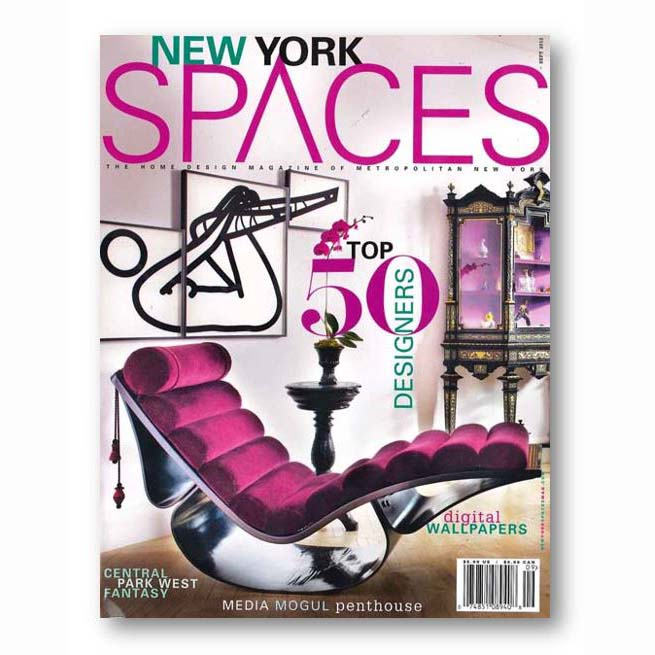 New York Spaces, Sep 2012
