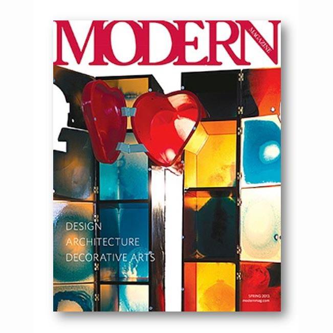 Modern Magazine, Spring 2013