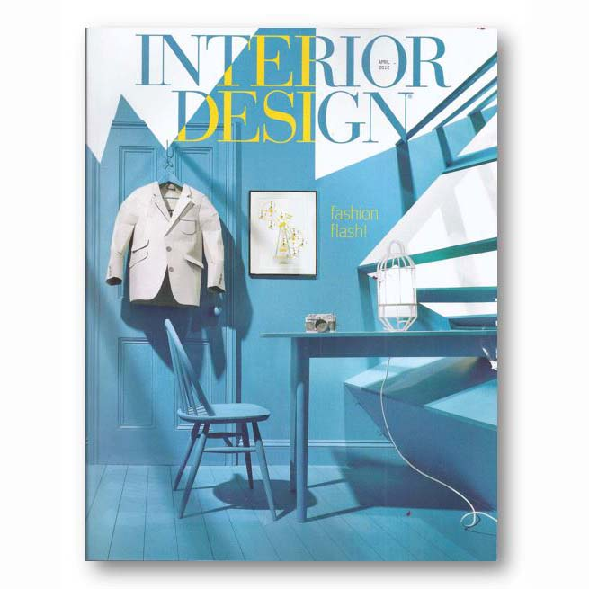 Interior Design, Apr 2012