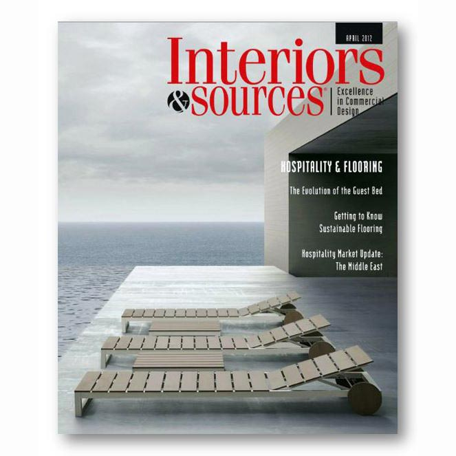 Interiors & Sources, Apr 2012