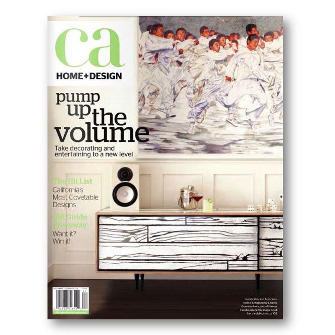 CA Home+Design, Nov-Dec 2011