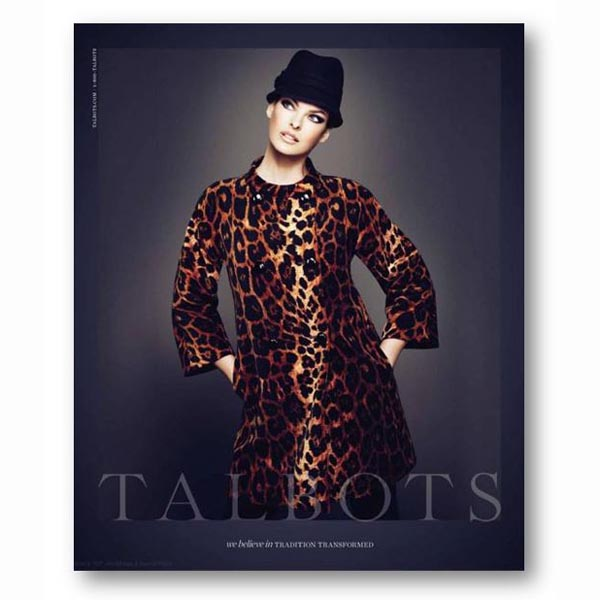 Talbots Catalog, Fall 2010