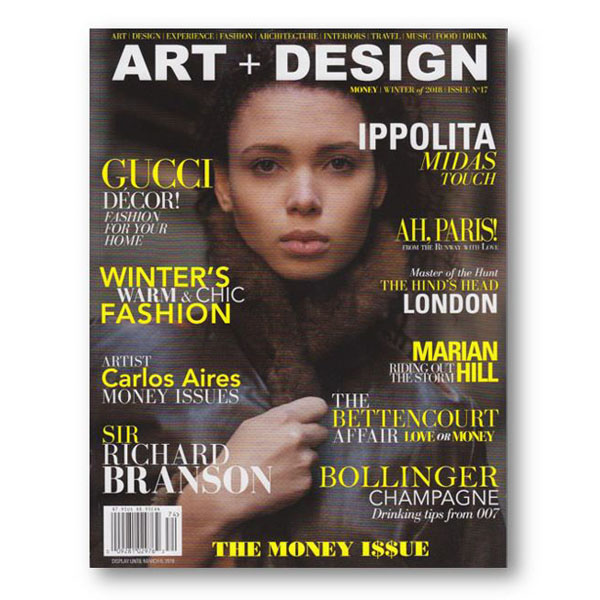 Art + Design, Winter 2018