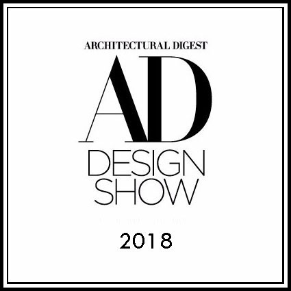 Architectural Digest Design Show 2018