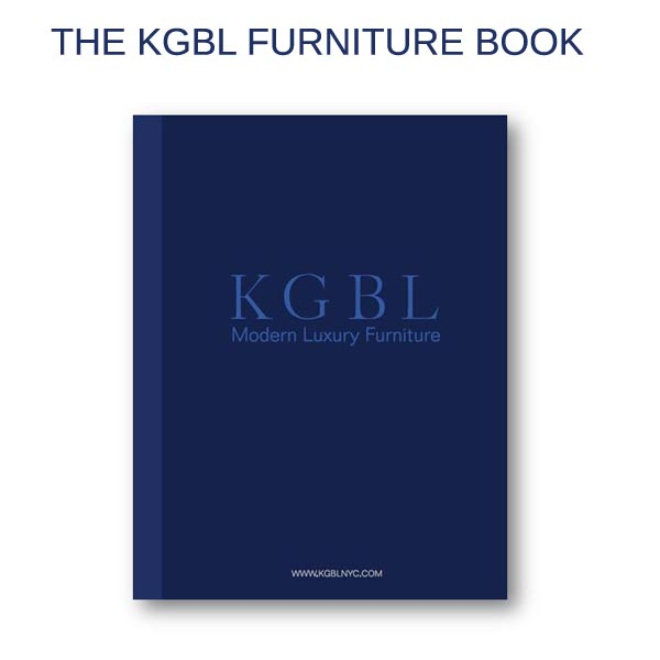 The KGBL Furniture Book