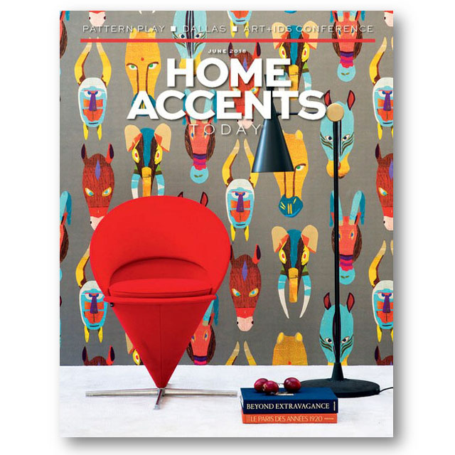 Home Accents Today, June 2018