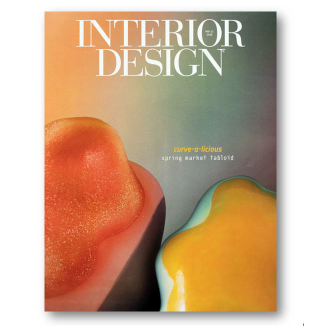 Interior Design, Spring/Summer 2018