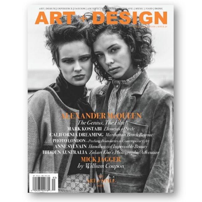 Art+Design, Fall 2018