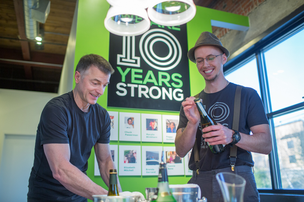 The Body Architect turns 10 years stronger.