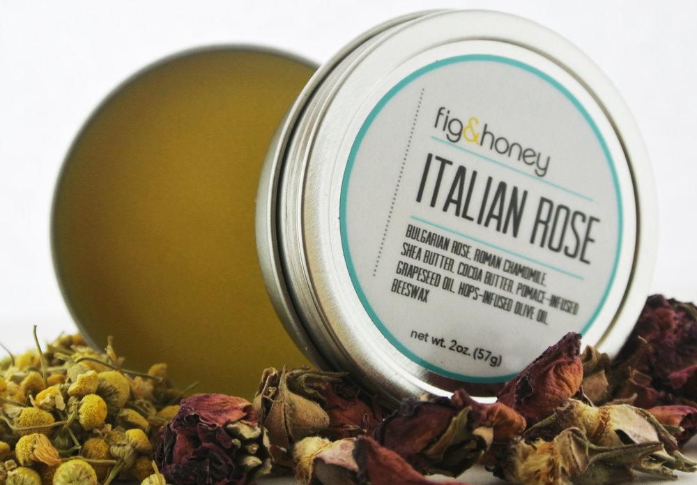 Italian Rose Salve
