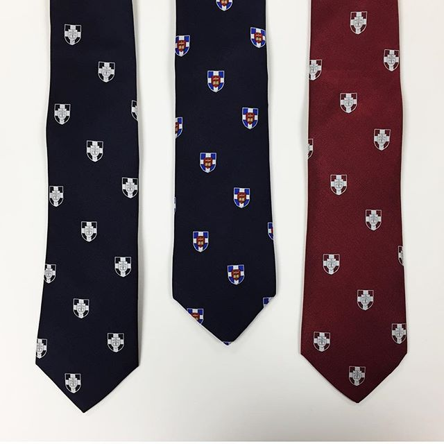 Brand new ties now in store!